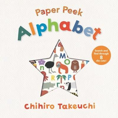 Candlewick Studio Paper Peek: Alphabet