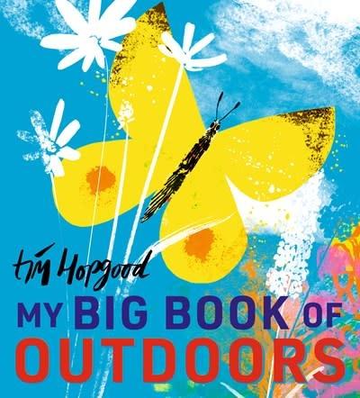 Candlewick Studio My Big Book of Outdoors