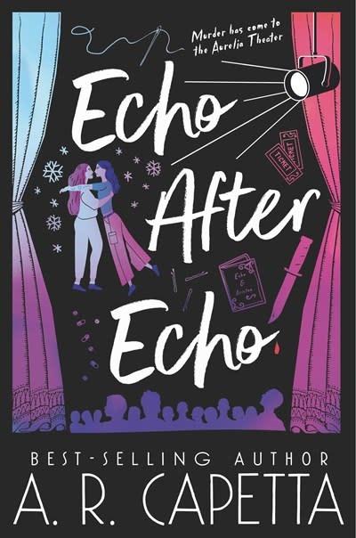 Candlewick Echo After Echo
