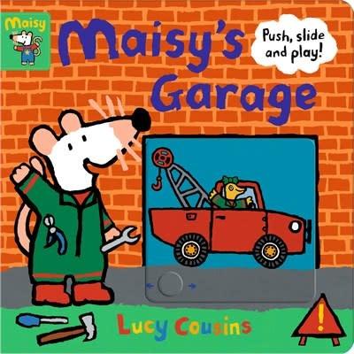 Candlewick Maisy's Garage