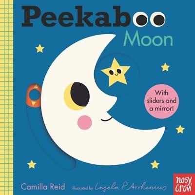 Nosy Crow Peekaboo: Moon
