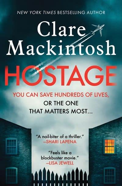 Sourcebooks Landmark Hostage: A novel