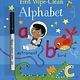 Usborne First Wipe-Clean Alphabet (IR)