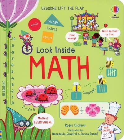 Usborne Look Inside Math (IR)