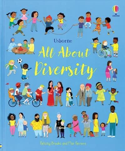 Usborne All About Diversity (IR)