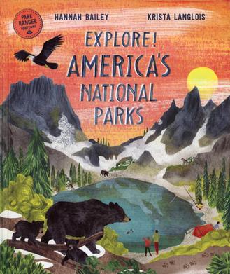Kane Miller Explore! America's National Parks