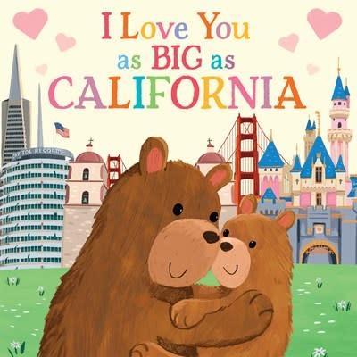 I Love You as Big as California