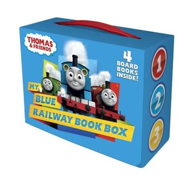 Random House Books for Young Readers My Blue Railway Book Box (Thomas & Friends)