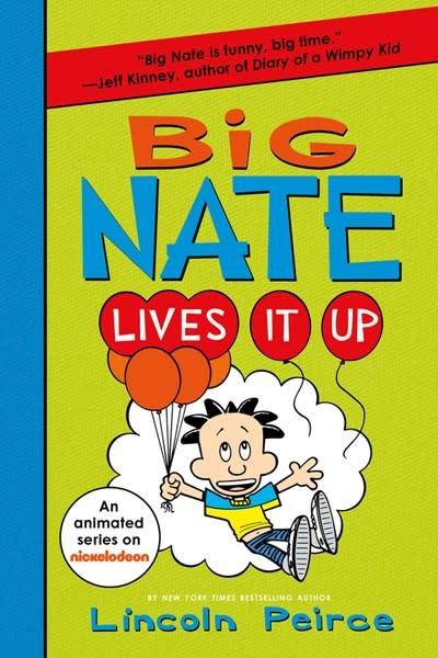 Balzer + Bray Big Nate Lives It Up