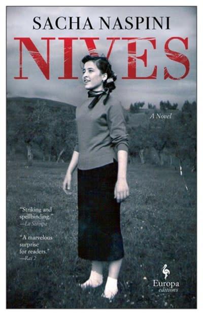 Europa Editions Nives: A novel