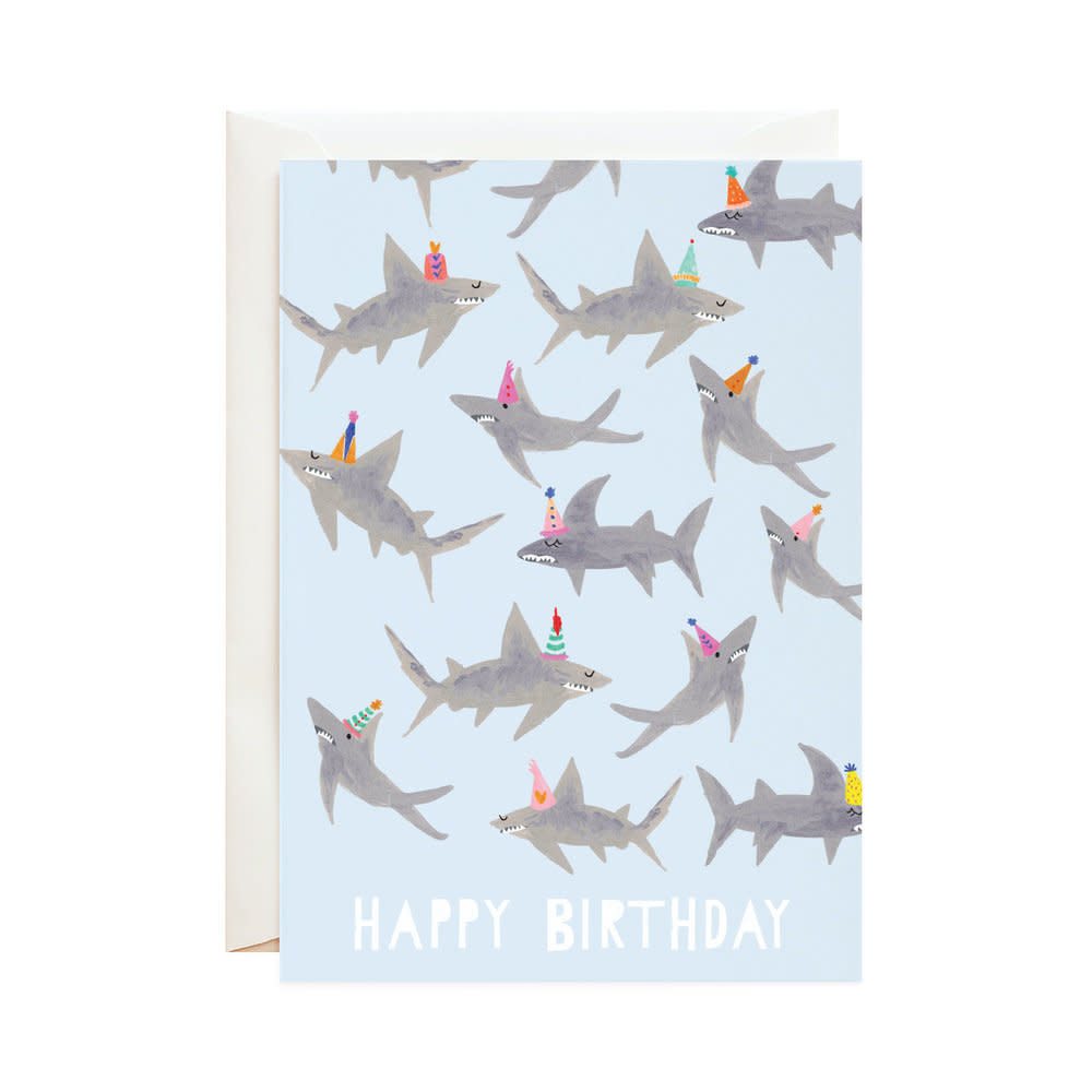 Did You Feel Something? (Birthday Card)