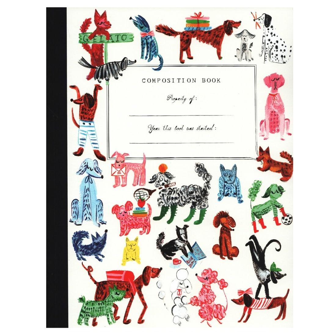 Doggies (Composition Book)