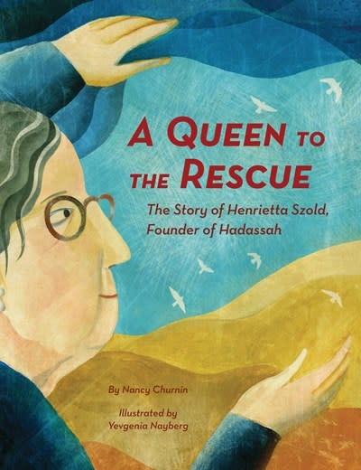 Creston Books A Queen to the Rescue