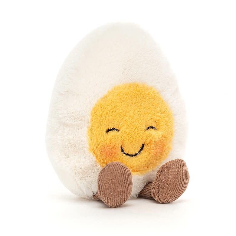Jellycat Boiled Egg Blushing (Small Plush)