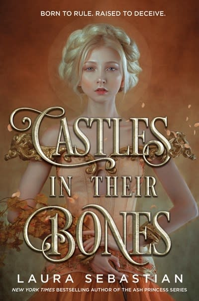 Delacorte Press Castles in Their Bones