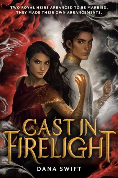 Ember Cast in Firelight
