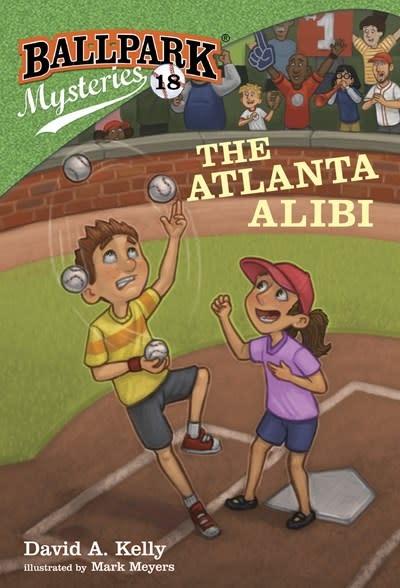 Random House Books for Young Readers Ballpark Mysteries #18: The Atlanta Alibi