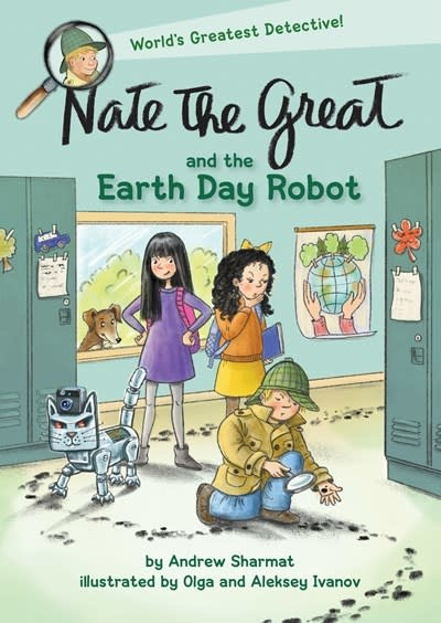 Yearling Nate the Great and the Earth Day Robot
