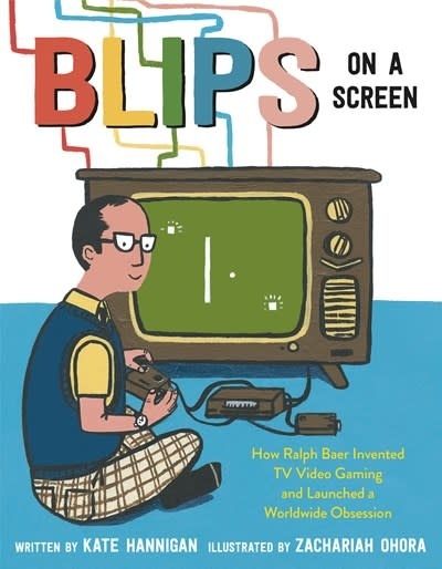 Knopf Books for Young Readers Blips on a Screen