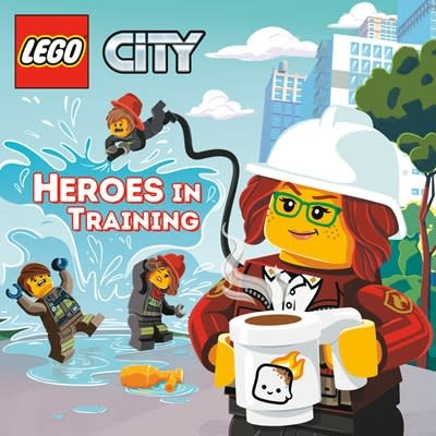 Random House Books for Young Readers Heroes in Training (LEGO City)