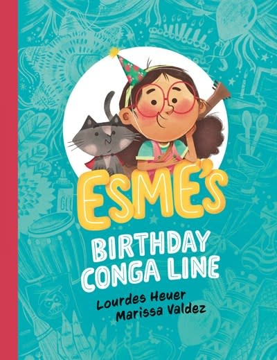 Tundra Books Esme's Birthday Conga Line