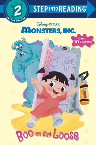 RH/Disney Boo on the Loose (Disney/Pixar Monsters, Inc.)