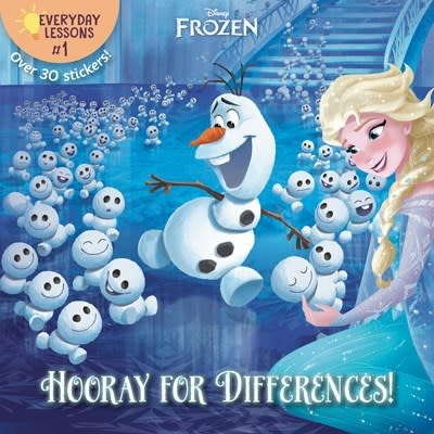 RH/Disney Everyday Lessons #1: Hooray for Differences! (Disney Frozen)