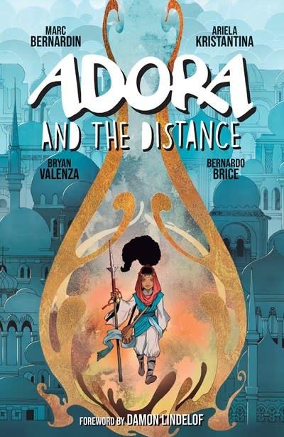 Dark Horse Books Adora and the Distance