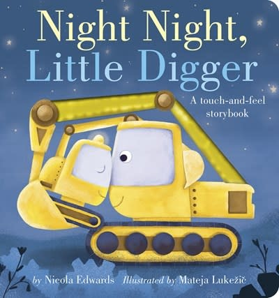 Tiger Tales Night Night, Little Digger