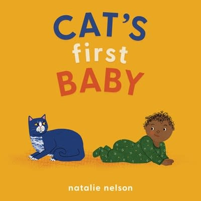 Quirk Books Cat's First Baby