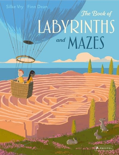 Prestel Junior The Book of Labyrinths and Mazes
