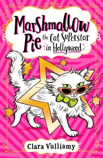 HarperCollinsChildren'sBooks Marshmallow Pie The Cat Superstar in Hollywood