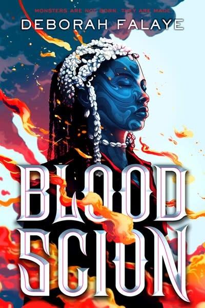 HarperTeen Blood Scion