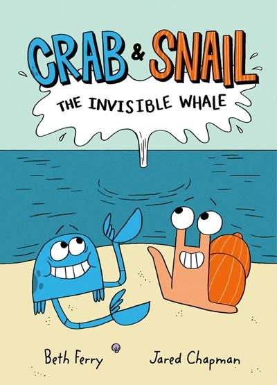 HarperAlley Crab and Snail: The Invisible Whale