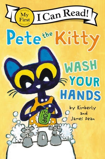 HarperCollins Pete the Kitty: Wash Your Hands