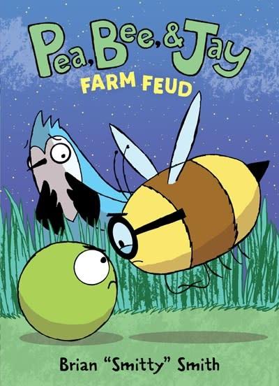 HarperAlley Pea, Bee, & Jay #4: Farm Feud
