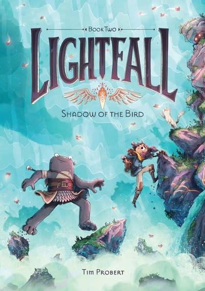 HarperAlley Lightfall: Shadow of the Bird