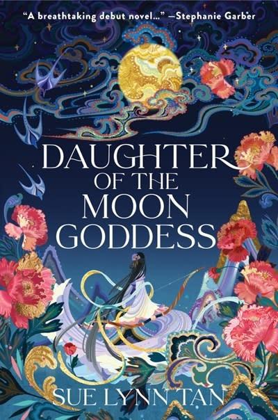 Harper Voyager Daughter of the Moon Goddess: A novel