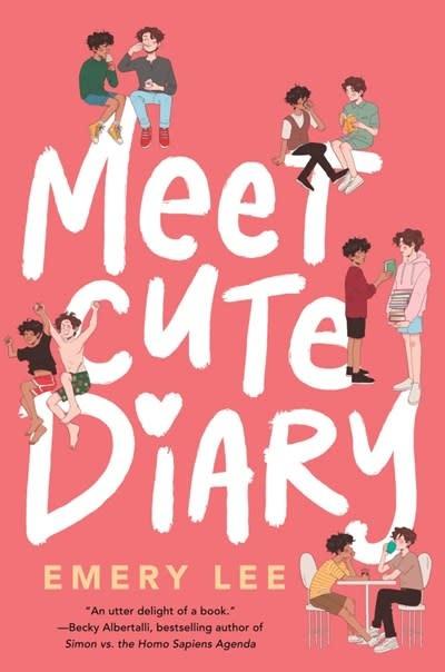 Quill Tree Books Meet Cute Diary