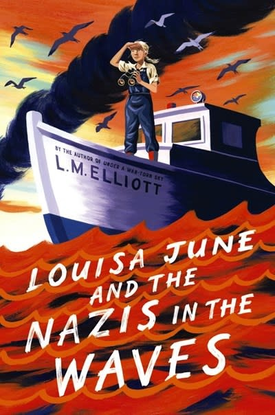 Katherine Tegen Books Louisa June and the Nazis in the Waves