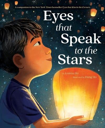 HarperCollins Eyes That Speak to the Stars