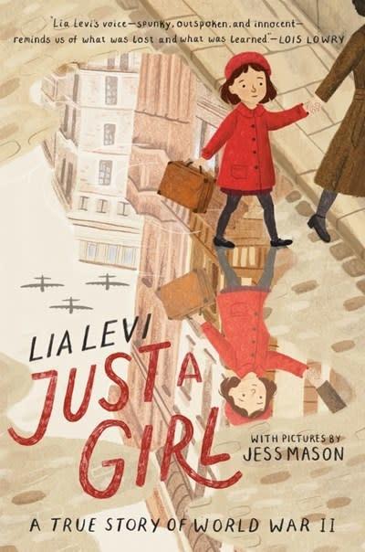 HarperCollins Just a Girl