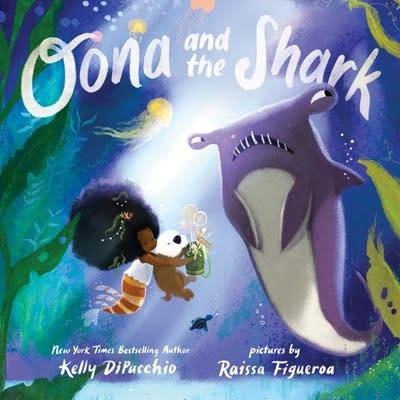 Katherine Tegen Books Oona and the Shark