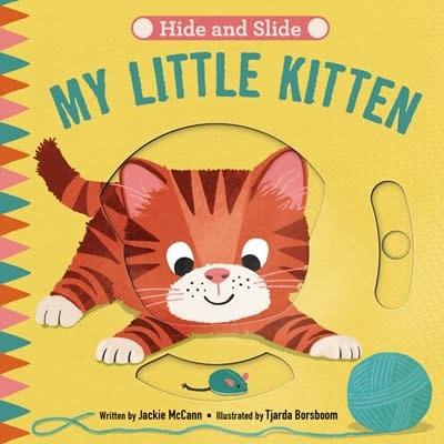 HarperFestival Hide & Slide: My Little Kitten
