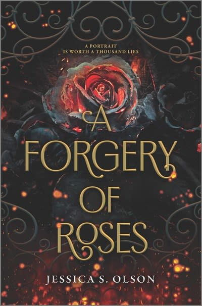 Inkyard Press A Forgery of Roses
