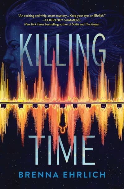 Inkyard Press Killing Time