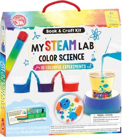 Klutz My STEAM Lab: Color Science