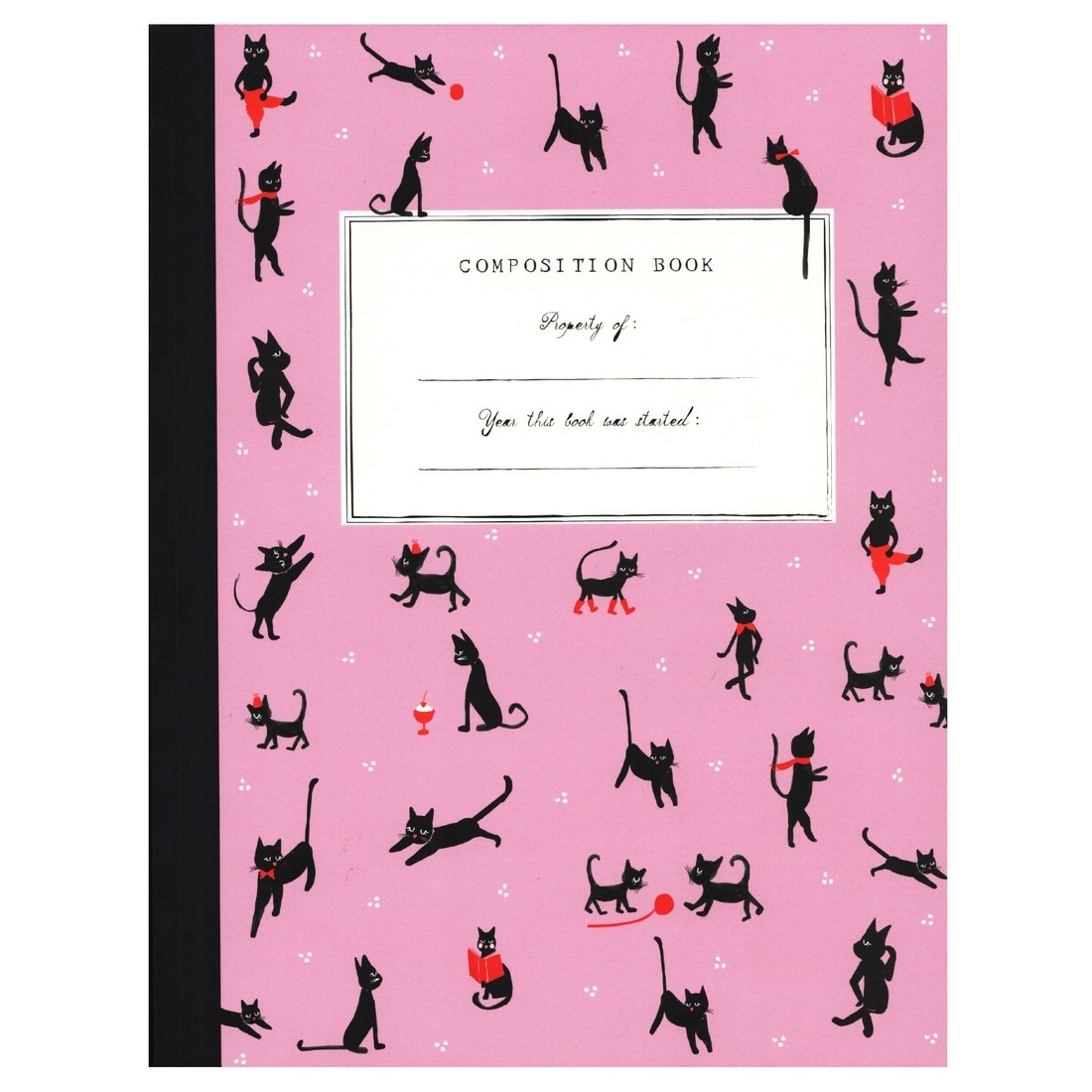 Cat Club (Composition Book)