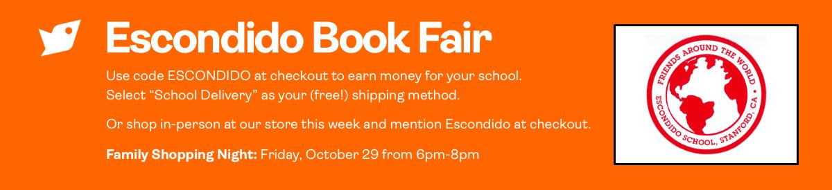 Escondido Book Fair