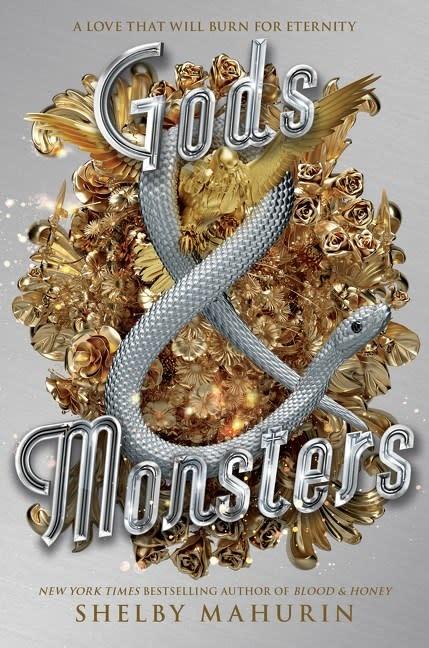 HarperTeen Serpent & Dove #3 Gods & Monsters